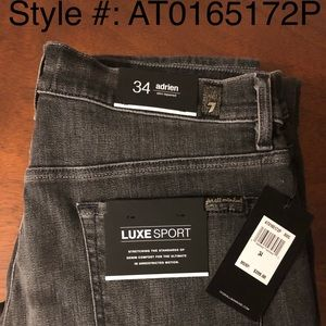 Authentic 7 for all mankind Jeans - Adrien - 34